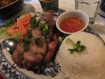 Tamarind Tree La Lot Lemongrass Chicken