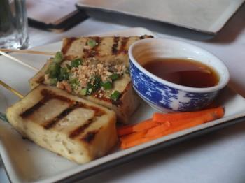 Tamarind Tree Tofu Satay