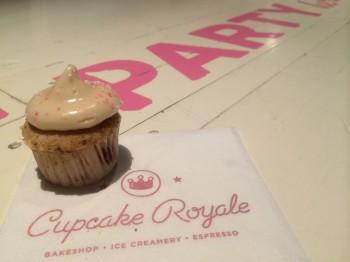 Cupcake Royale Capitol Hill Tiramisu Mini