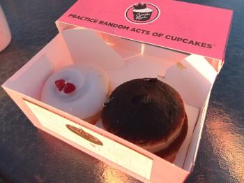 Cupcake Royale Downtown Takeaway Box