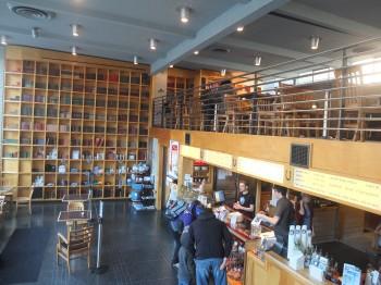 Top Pot 5th Avenue Lobby & Books