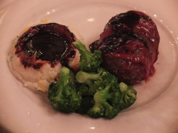 Icon Grill Meatloaf