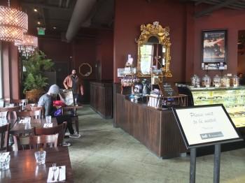 Dilettante Mocha Cafe Inside