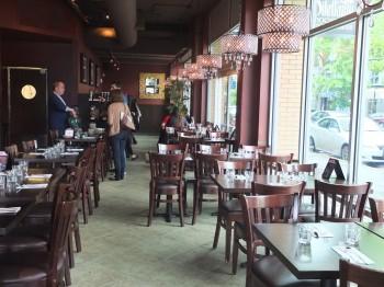Dilettante Mocha Cafe Inside Right