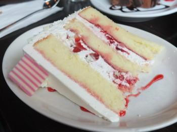 Dilettante Mocha Cafe Strawberry Chantilly