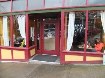 Harris Avenue Cafe