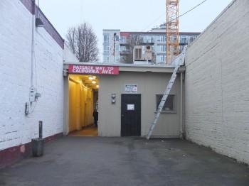 Bakery Nouveau Junction Walkway