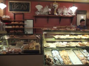 Bakery Nouveau Pastry Case