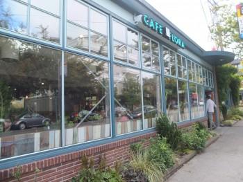 Cafe Flora 2