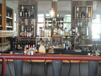 Cafe Flora Bar