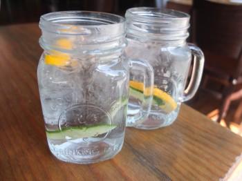 Plum Bistro Water Jugs