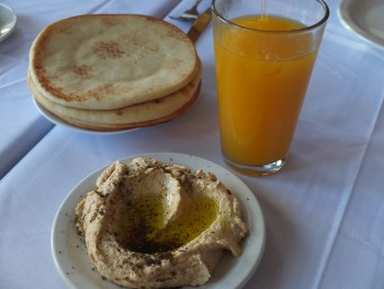 Gorgeous George's Hummus & Juice