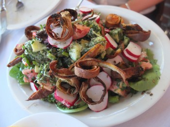 Gorgeous George's Fattoush Salad