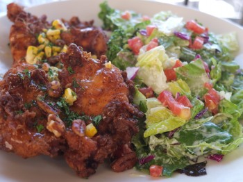Cheesecake Factory Fried Chicken Salad