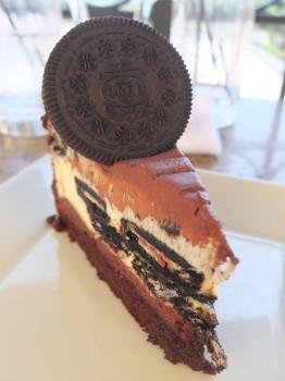 Cheesecake Factory Oreo Cookie Cheesecake