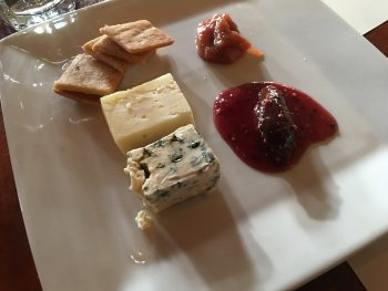 Stumbling Goat Cheese Plate 1