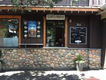 The Woods Coffee Boulevard Park Walk-Up Window