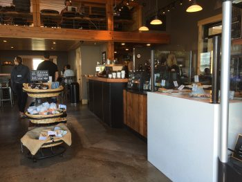 The Woods Coffee Boulevard Park Inside First Look