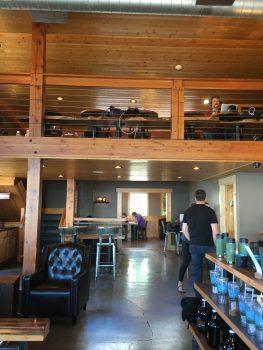 The Woods Coffee Boulevard Park Loft