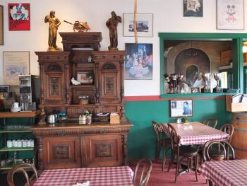 That's a Some Italian Ristorante Cabinet