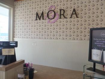Mora Iced Creamery Register