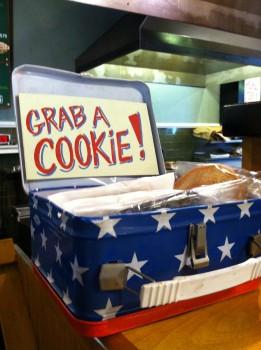 Grab A Cookie