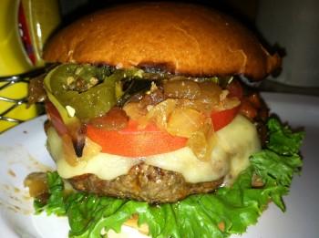 mmm...Burger