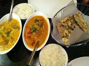 Dinner at Tandoori Nights