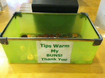 Tips Warm My Buns