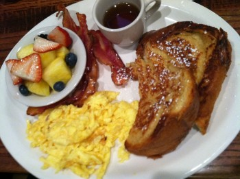Poets French Toast
