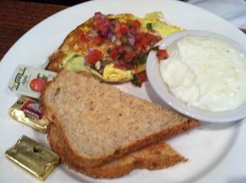 Oaxaca Omelet