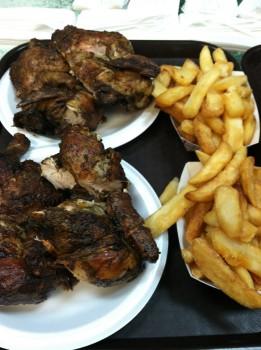 Pollo Rico Chicken & Fries