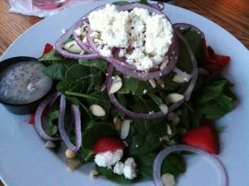 Popeye Salad