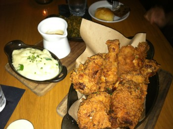 Fried Chicken for 2