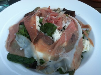 Proscuitto Salad