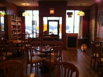 Cafe Shiraz Inside