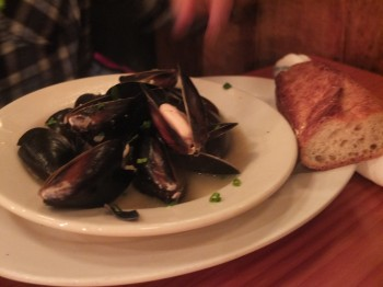 Local 360 Mussels