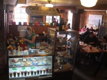 Colophon Cafe Register