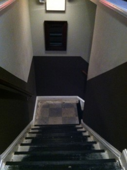 Rocklands Stairs