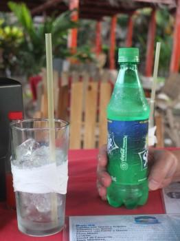 Bottle of Sprite