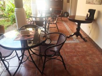 Tables at Enrique