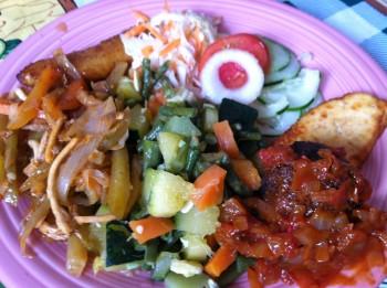 Comedor Plate