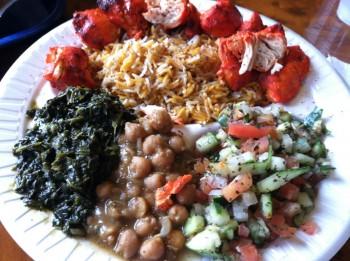 Afghani Meal