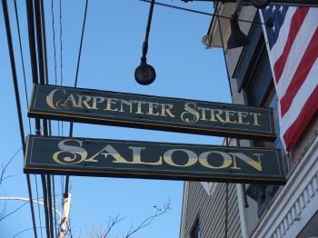 C-Street Sign