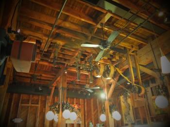 Tuscarora Mills Ceiling