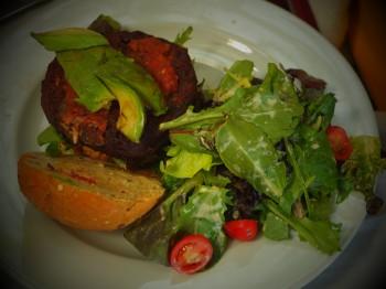 Tuscarora Mills Veggie Burger