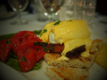 Tuscarora Mills Benedict Close-Up