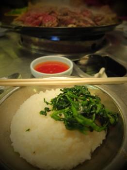 Honey Pig Rice Bowl