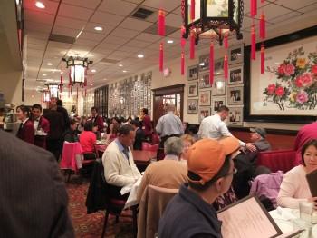 Peking Gourmet Interior