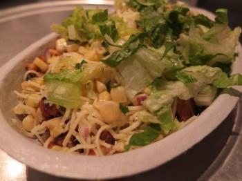Chipotle Salad